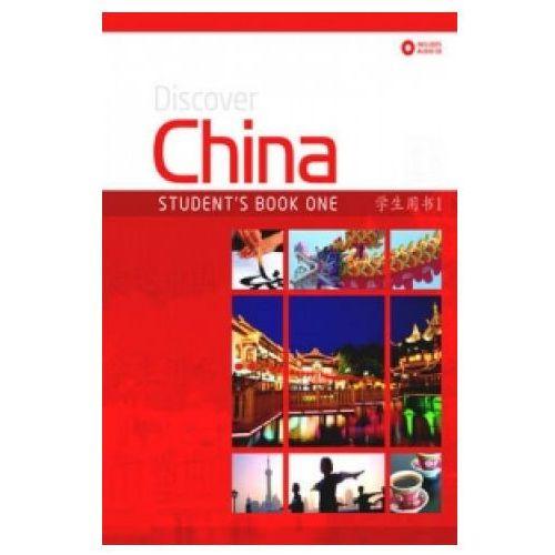 Discover China 1. Podręcznik + CD, oprawa miękka