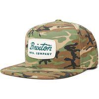 czapka z daszkiem BRIXTON - Jolt Snapback Woodland Camo (WOODC) rozmiar: OS