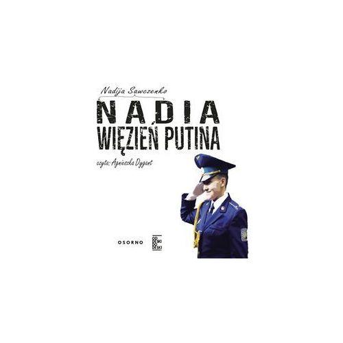 Nadia. Więzień Putina (płyta CD/MP3) płyta CD