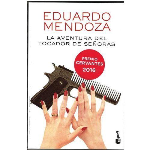 La Aventura del tocador de senoras, Eduardo Mendoza