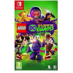 LEGO DC Super Villains (Super Złoczyńcy) PL Switch