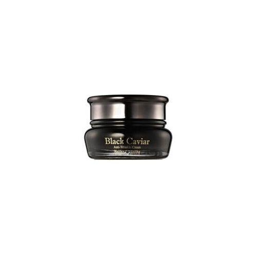 Holika holika black caviar, krem przeciwzmarszczkowy z czarnym kawiorem, 50ml