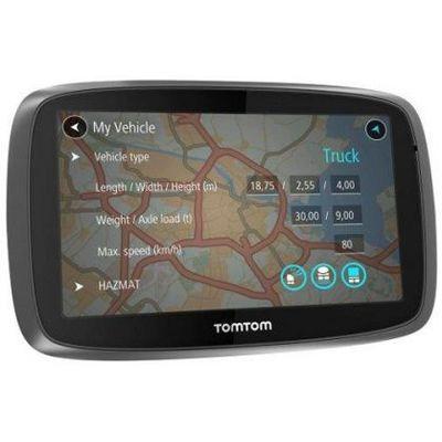 Nawigacja samochodowa TomTom LucAnn