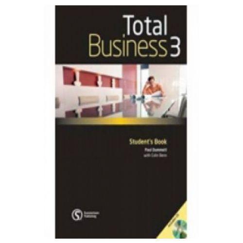 Total Business 3 Upper-intermediate Studens Book, oprawa miękka