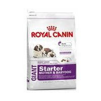 Royal canin giant starter - 15kg + promocja 4+1 gratis!!!