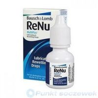 Bausch+lomb Renu multiplus lubricating drops, 8 ml