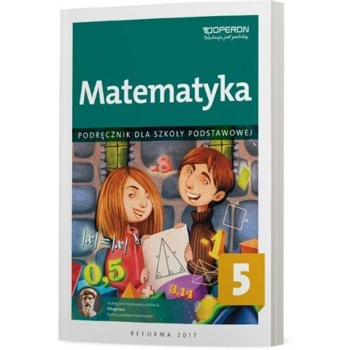 Matematyka SP 5 Podręcznik OPERON, Operon