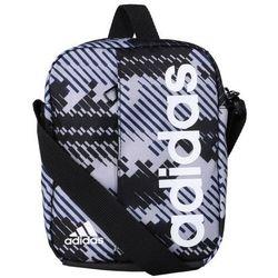 adidas Performance Torba na ramię vista grey/black/white, kolor szary