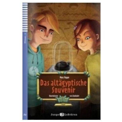 Junge ELI Lekturen - Das altägyptische Souvenir + CD Audio (2010)