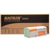 Ręcznik papierowy składka 1w zielony Katrin (5000)