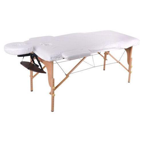 Bawełniane nakrycie inSPORTline na stół do masażu