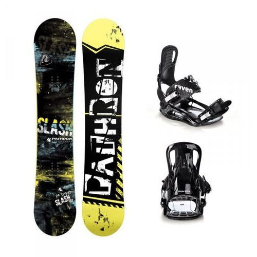 Slash 2015 + raven s220 black 2017 Pathron