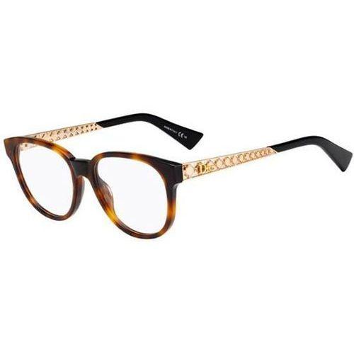 Dior Okulary korekcyjne diorama o2 da0