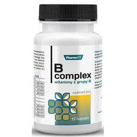 PharmoVit B-Complex x 60 kapsułek