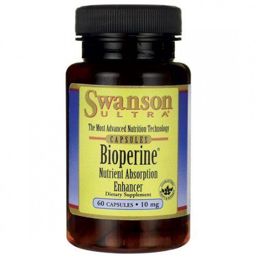 Bioperyna Swanson 10mg - (60 kap)