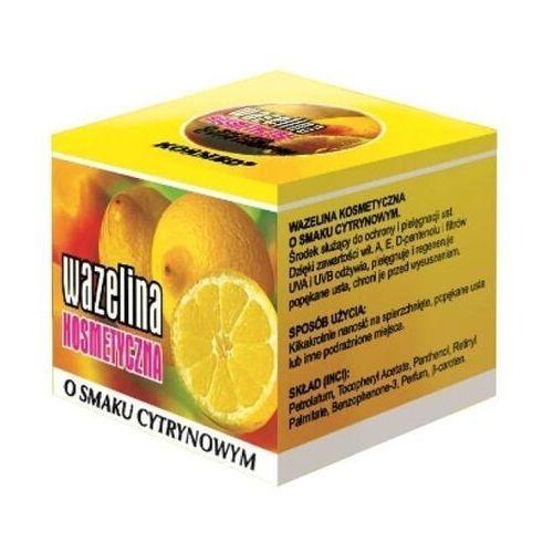 Kosmed Wazelina kosmetyczna cytrynowa 15ml - Rewelacyjny rabat