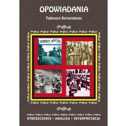 Literaturoznawstwo  Tadeusz Borowski InBook.pl