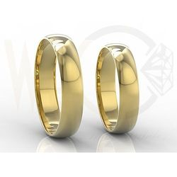Obrączki ślubne Złoty Skorpion WĘC