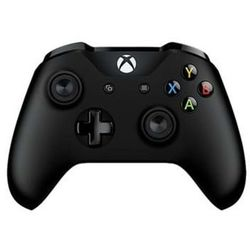 Microsoft xbox wireless controller v2 - black - gamepad - microsoft xbox one s