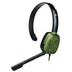 Zestaw słuchawkowy PDP LVL 1 Chat Green Camo do PS4