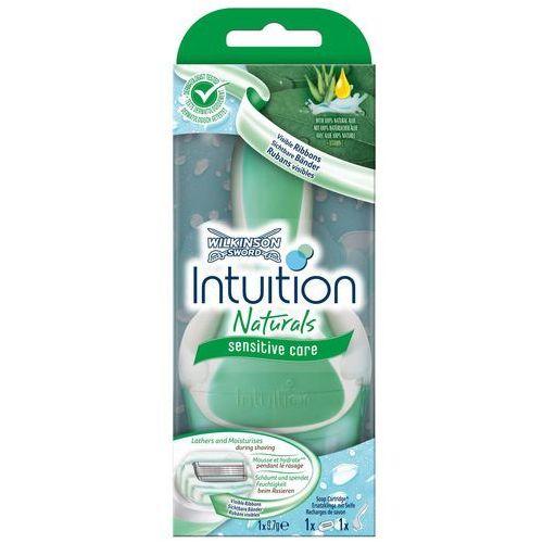 Wilkinson sword maszynka intuition naturals sensitive care - Super upust