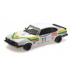 Ford Capri 3,0 Allam Motor Services RAC. #11 J. Allam Winner Silverstone Club Circuit Race BSCC 1979 - Minichamps