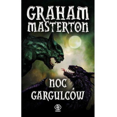 NOC GARGULCÓW Graham Masterton (2008)