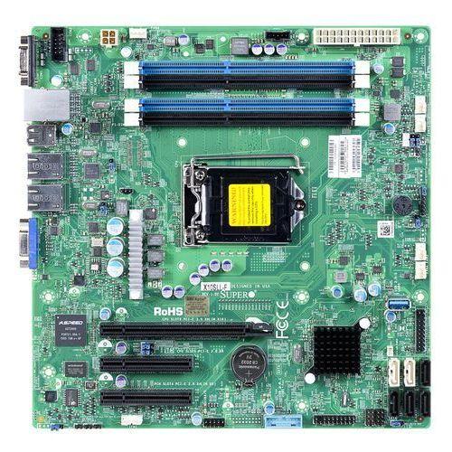 Płyta serwerowa Supermicro MBD-X10SLL-F-B DDR3 ECC LGA 1150 Micro ATX- natychmiastowa wysyłka, ponad 4000 punktów odbioru