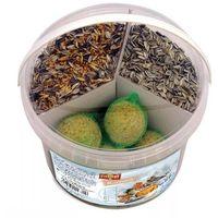 VITAPOL Mix Produktów Dla Ptaków Zimujących W Wiaderku 2,5kg- RÓB ZAKUPY I ZBIERAJ PUNKTY PAYBACK - DARMOWA WYSYŁKA OD 99 ZŁ