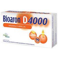 Kapsułki Bioaron Witamina D 4000j.m. x 90 kapsułek - data ważności 28-02-2018r.