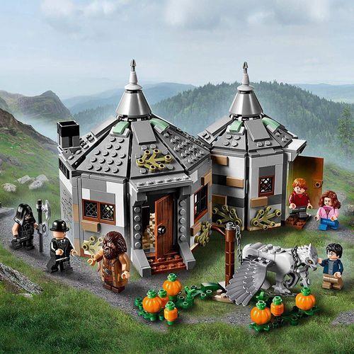 LEGO Harry Potter 75947 Chatka Hagrida: na ratunek Hardodziobowi