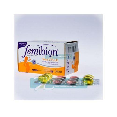 Femibion Natal 2 Plus 30 tabl. + 30 kaps. (5907589874174)