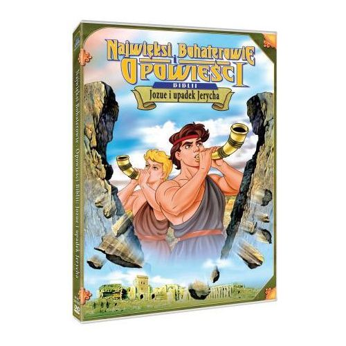 Jozue i upadek jerycha- bajka dvd marki Praca zbiorowa