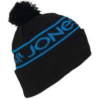 czapka zimowa JONES - Beanie Chamonix Blk/Blue (BLK-BLUE)