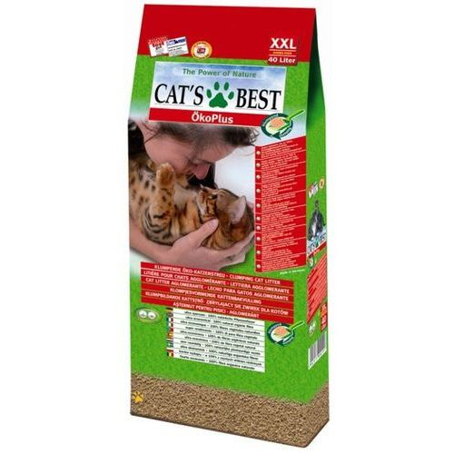 Cat's Best Eco Plus - 40L
