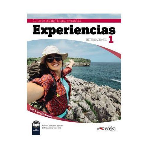 Experiencias internacional 1 Libro de ejercicios (9788490813751)