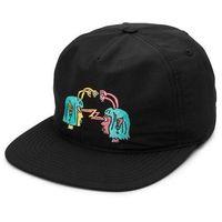 czapka z daszkiem VOLCOM - Ozzy Alien Youth Black (BLK)