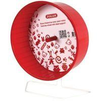 Zolux kołowrotek plastikowy na metalowej podstawie 20 cm - darmowa dostawa od 95 zł!