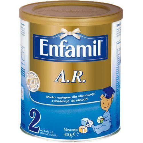 Mleko Enfamil AR 2 następne powyżej 6mca - 400 g