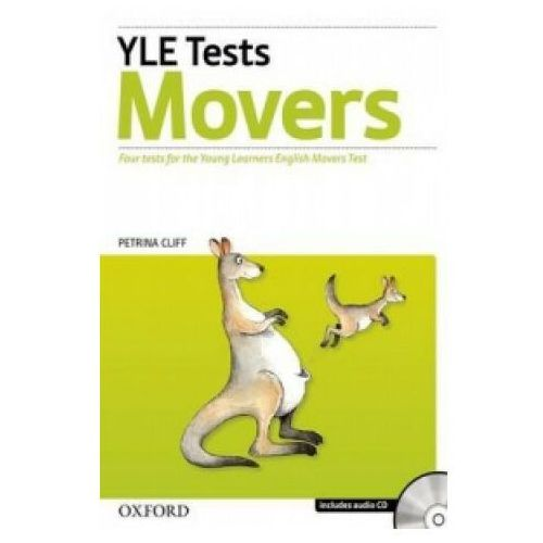 CAMBRIDGE YOUNG LEARNER'S ENGLISH TESTS MOVERS STUDENT'S PACK New Edition (2011)