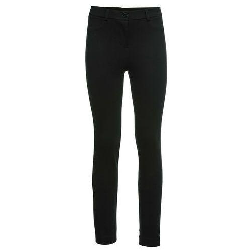 Spodnie sportowe jasnoszary melanż, Bonprix, 34-40
