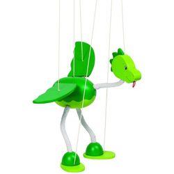 Goki marionetka drewniana dinozaur nepomuk 51942