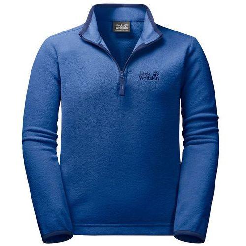 Jack wolfskin sweter 'gecko' królewski błękit