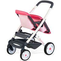 Wózek spacerówka dla bliźniąt maxi-cosi - darmowa dostawa od 250 zł!! marki Smoby
