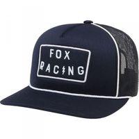 Fox czapka z das. lady bolt trucker light indigo