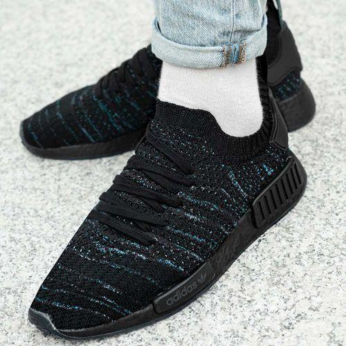 Adidas NMD_R1 STLT PK (AQ0943), kolor czarny