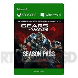 Gears of War 4 - season pass [kod aktywacyjny], 7CN-00030