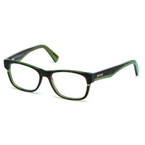 Just cavalli Okulary korekcyjne jc 0775 056