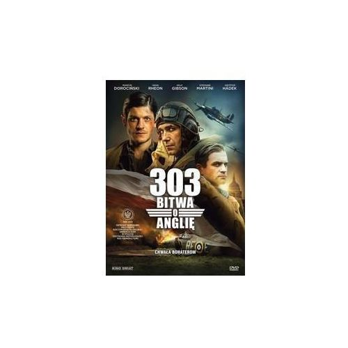 303 Bitwa o Anglię (Płyta DVD)