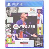 FIFA 21 - Edycja Mistrzowska Gra PS4 DARMOWY TRANSPORT